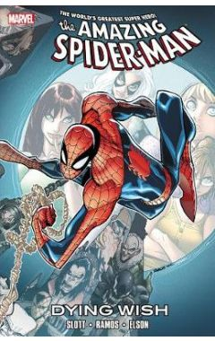 """(USED) Spider-man: Dying Wish (""""new"""")"""