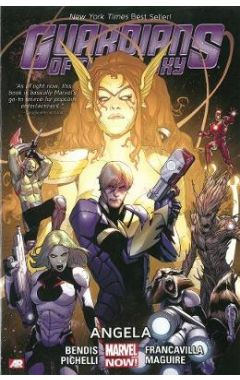 """(USED) Guardians Of The Galaxy Volume 2: Angela (marvel Now) (""""new"""")"""