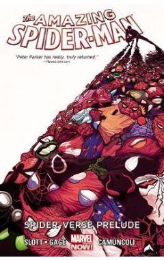 (USED) Amazing Spider-man Volume 2: Spider-verse Prelude