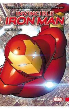 Invincible Iron Man Vol. 1: Reboot PB