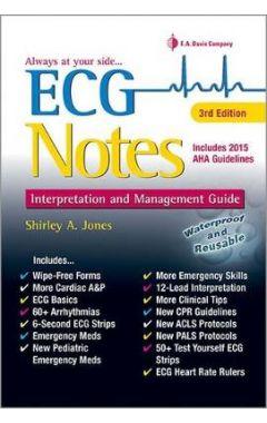 ECG NOTES 3E