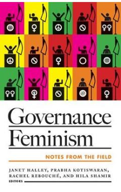 Governance Feminism: Notes from the Field