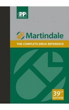 MARTINDALE: THE COMPLETE DRUG REFERENCE 39E