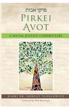 Pirkei Avot: A Social Justice Commentary- 88.33223