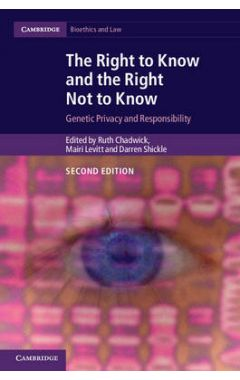 The Right to Know and the Right Not to Know
