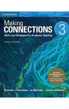 Making Connections Level 3 Student's Book with Integrated Digital Learning: Skills and Strategies fo