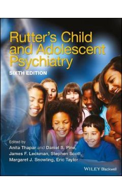 (paperback) Rutter's Child and Adolescent Psychiatry 6e