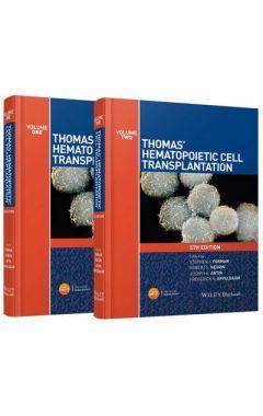 Thomas' Hematopoietic Cell Transplantation 5e (2 vols)
