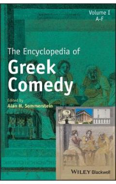 The Encyclopedia of Greek Comedy 3 V Set