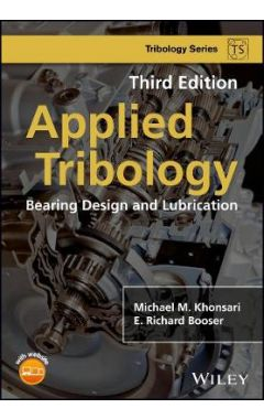 Applied Tribology - Bearing Design and Lubrication 3e