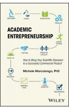 Academic Entrepreneurship - How to Bring Your Scientific Discovery to a Successful Commercial Produc