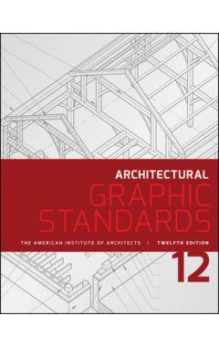 Architectural Graphic Standards, 12e