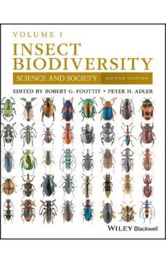 Insect Biodiversity - Science and Society, Volume 1, Second Edition