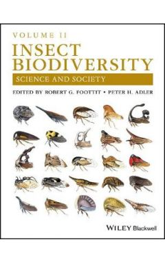Insect Biodiversity - Science and Society Volume 2