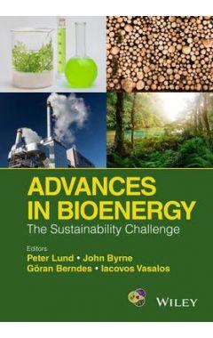 Advances in Bioenergy - The Sustainability Challenge