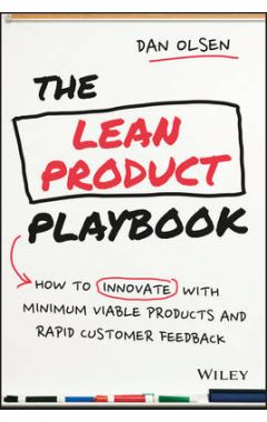 LEAN PRODUCT PLAYBOOK