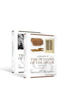 A Companion to the History of the Book, 2nd edition 2 Volume Set