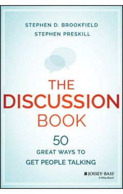 The Discussion Book - 50 Great Ways to Get People Talking