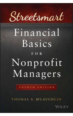 Streetsmart Financial Basics for Nonprofit Managers 4e