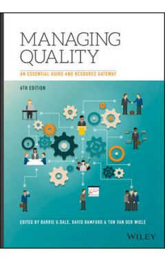 Managing Quality 6e - An Essential Guide and Resource Gateway