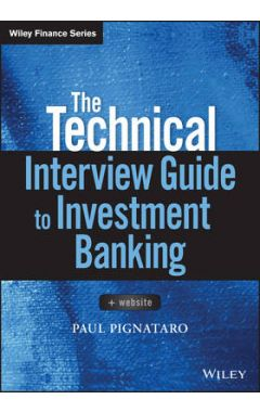 The Technical Interview Guide to Investment Banking + Website