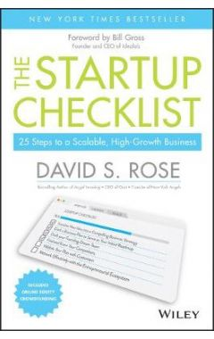 The Startup Checklist - 25 Steps to a Scalable, High-Growth Business