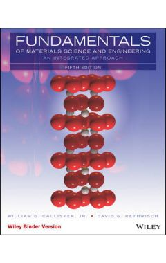 [used] Fundamentals of Materials Science and Engineering 5ed