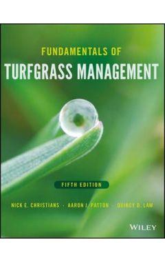 Fundamentals of Turfgrass Management 5e
