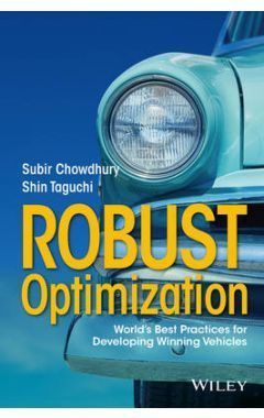 Robust Optimization - World's Best Practices for Developing Winning Vehicles