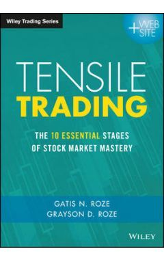 Tensile Trading - The 10 Essential Stages of Stock Market Mastery + Website