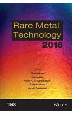 Rare Metal Technology 2016
