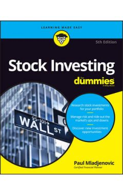 STOCK INVESTING FOR DUMMIES 5E