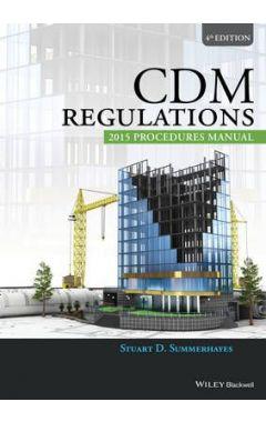 CDM Regulations 2015 Procedures Manual 4e