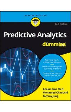 Predictive Analytics For Dummies, 2e