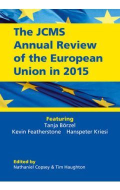 The JCMS Annual Review of the European Union in 20 15
