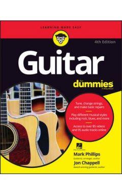 Guitar For Dummies, 4e