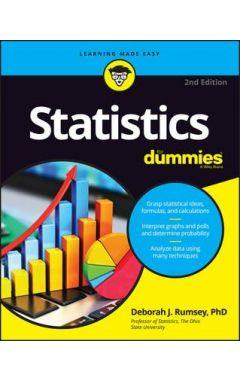 STATISTICS FOR DUMMIES 2E