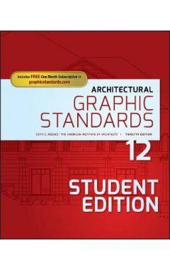 Architectural Graphic Standards, Student Edition, 12e