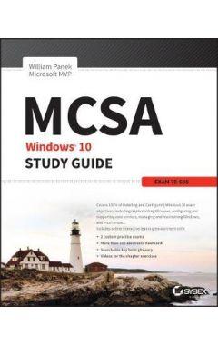 MCSA Windows 10 Study Guide - Exam 70-698