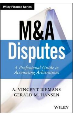 M&A Disputes - A Professional Guide to Accounting Arbitrations