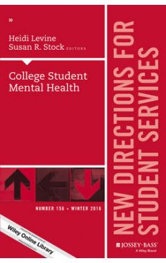 College Student Mental Health, SS 156