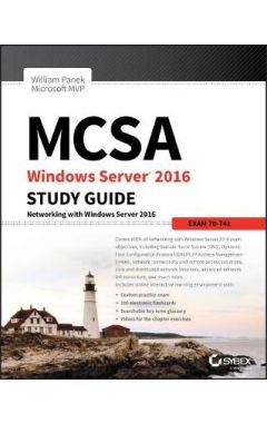 MCSA Windows Server 2016 Study Guide - Exam 70-741
