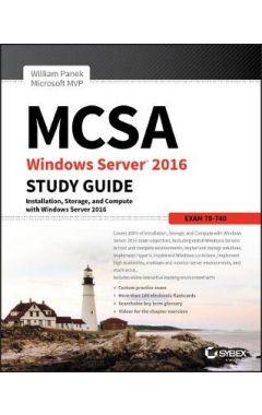 MCSA Windows Server 2016 Study Guide - Exam 70-740