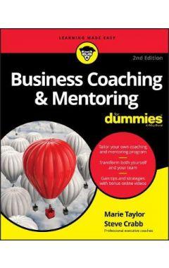 Business Coaching & Mentoring FD, 2e