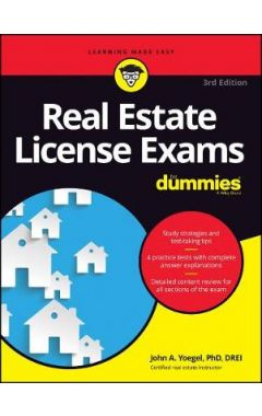 Real Estate License Exams For Dummies, 3e
