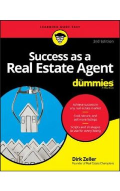 Success as a Real Estate Agent For Dummies, 3e