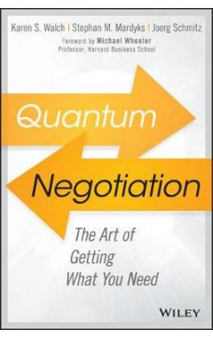 Quantum Negotiation - The Art Of Getting What You Need