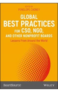 Global Best Practices for CSO, NGO, and Other Non-Profit Boards - Lessons From Around the World