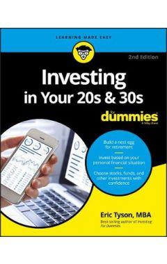 Investing in Your 20s & 30s For Dummies, 2nd Edition