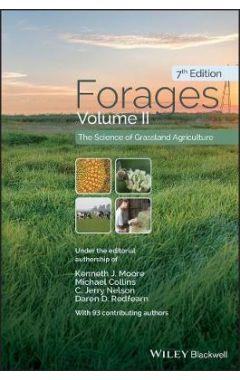 Forages: The Science of Grassland Agriculture, 7e,  Volume II